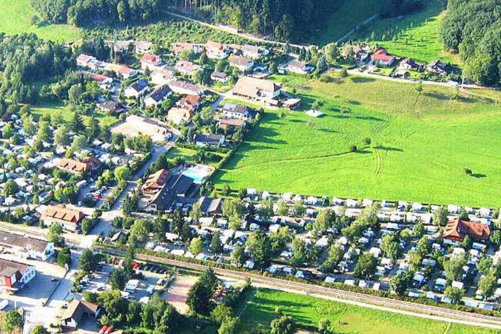 Campingplatz - Münstertal