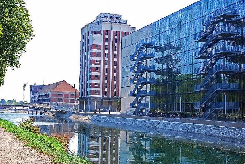 Mediathek Neuhof - Straßburg