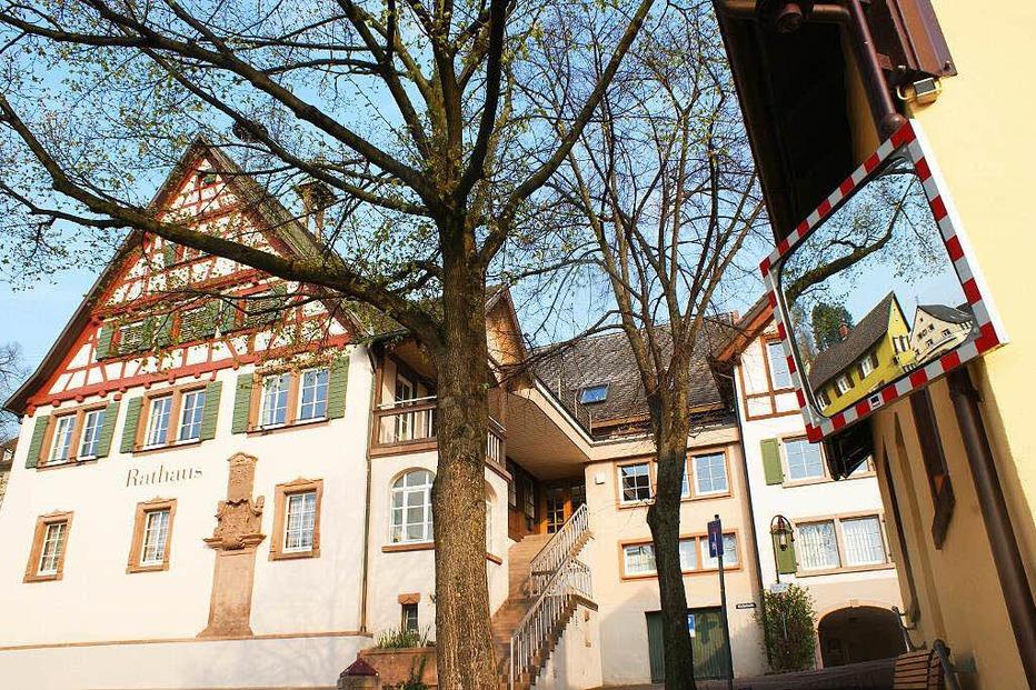 Rathaus - Bahlingen
