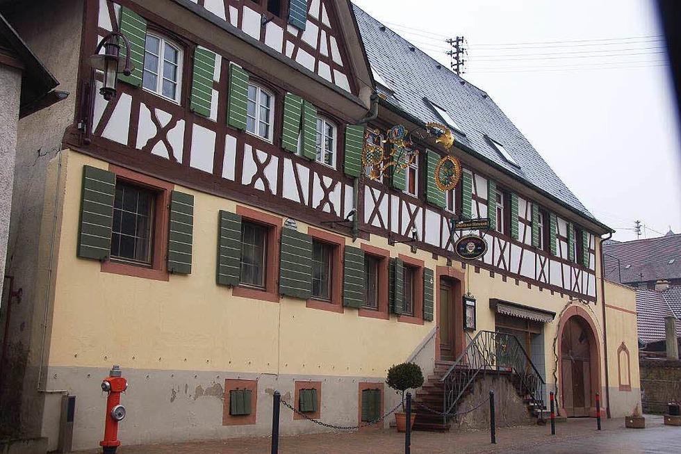 Gasthaus Rebstock - Bahlingen