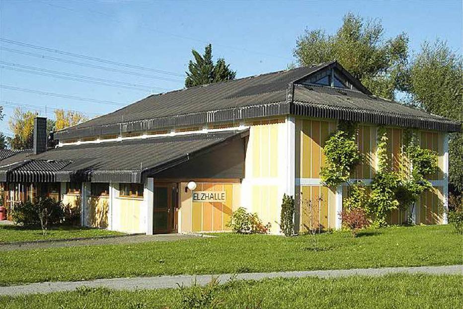 Elzhalle (Wittenweier) - Schwanau