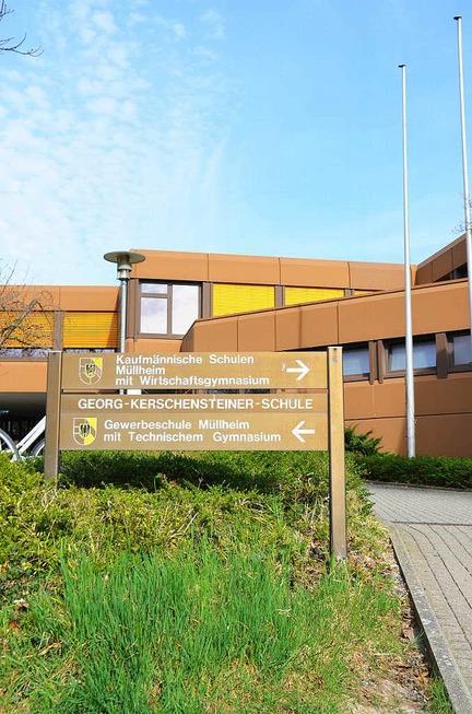 Georg-Kerschensteiner-Schule - Müllheim