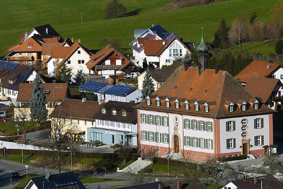 Rathaus - Münstertal
