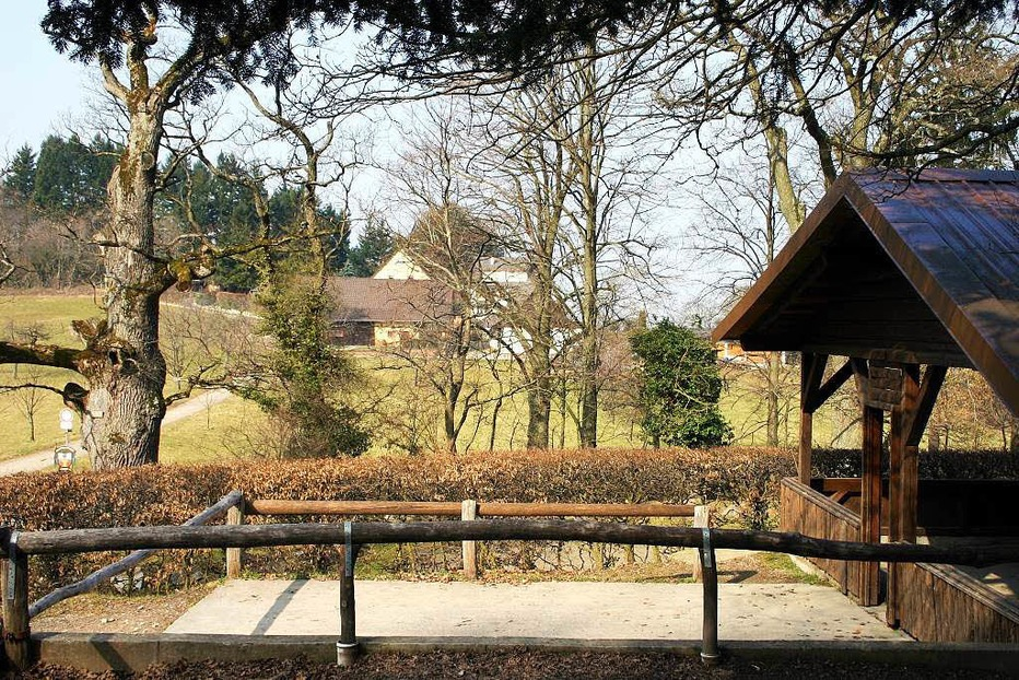 Castellberghütte - Ballrechten-Dottingen