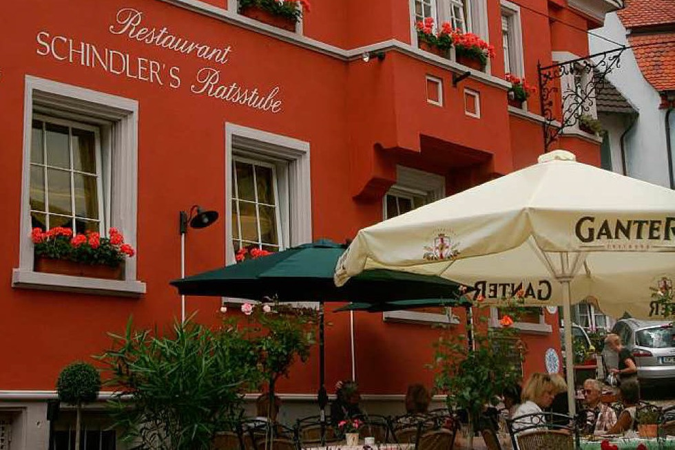 Schindler's Ratsstube - Endingen