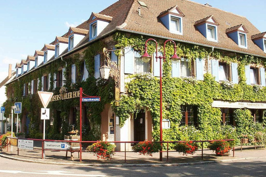 Restaurant Kaiserst�hler Hof - Breisach
