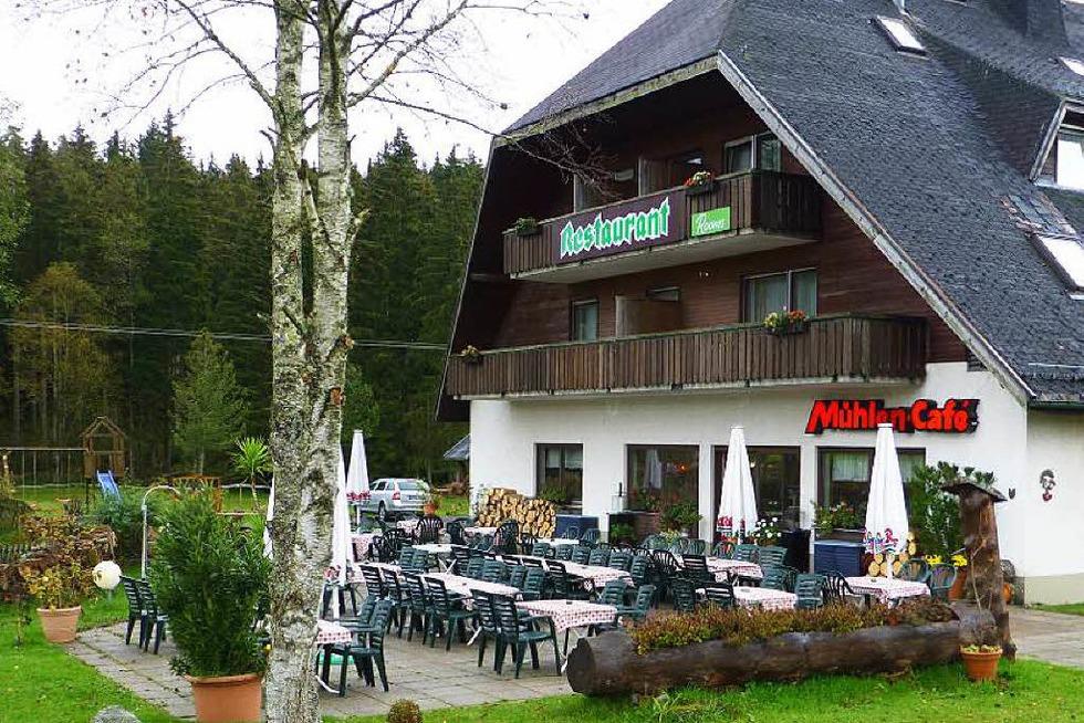 Mühlencafé - Breitnau