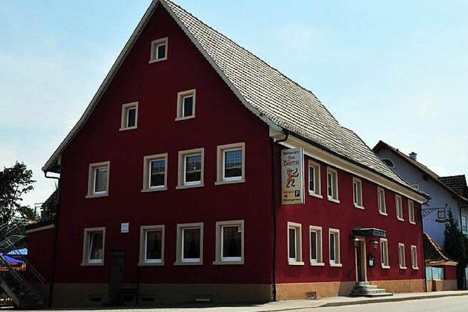 Landgasthof zum Bären Norsingen - Ehrenkirchen