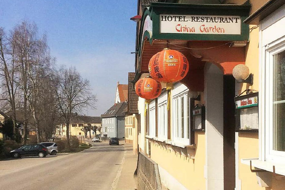 Restaurant China Garden (Ehrenstetten) - Ehrenkirchen