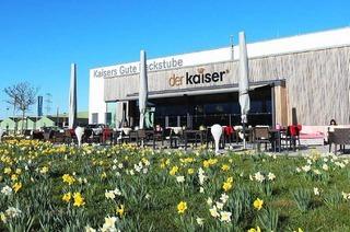 Kaisers gute Backstube - Bäckerei, Café und Restaurant