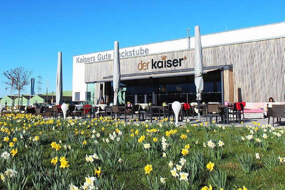 Kaisers gute Backstube - Bäckerei, Café und Restaurant - Ehrenkirchen