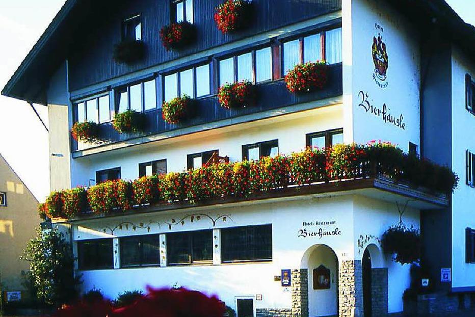 Gasthaus Bierhäusle Lehen - Freiburg