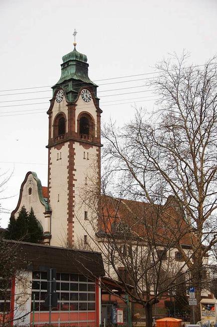Pfarrkirche St. Josef - Waldkirch