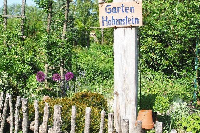 Garten Hohenstein (Tutschfelden)