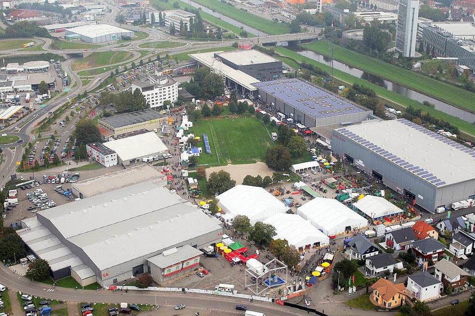 Messe Offenburg-Ortenau - Offenburg