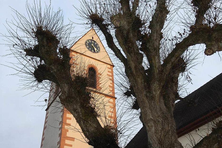 Ev. Nikolauskirche Hauingen - Lörrach