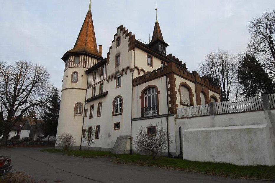 Rathaus Brombach - Lörrach