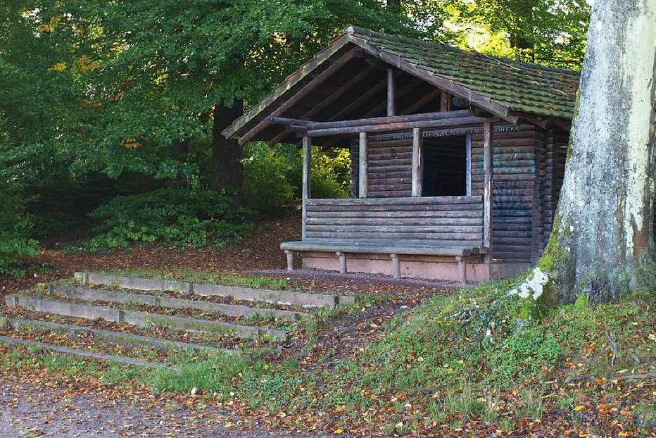 Bühler-Hütte (Brombacher Wald) - Lörrach