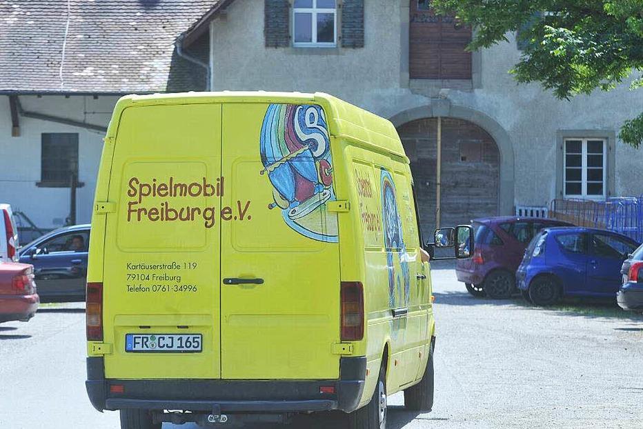 Spielmobil Freiburg - Freiburg