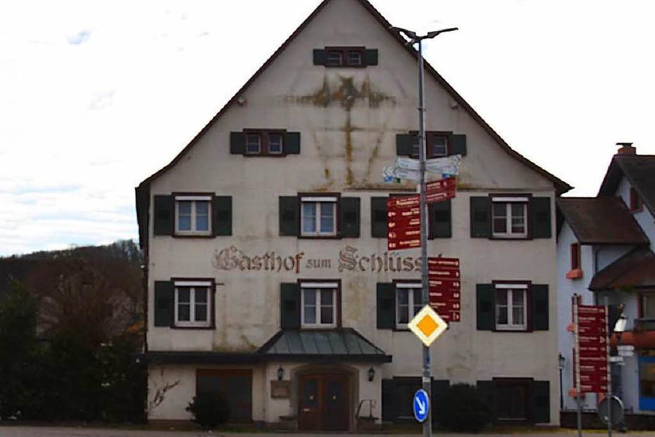 Gasthaus Schlüssel - Schliengen