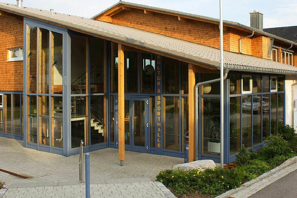 Kultur- und Sporthalle - Breitnau