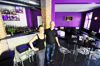 Lila Bar (geschlossen)