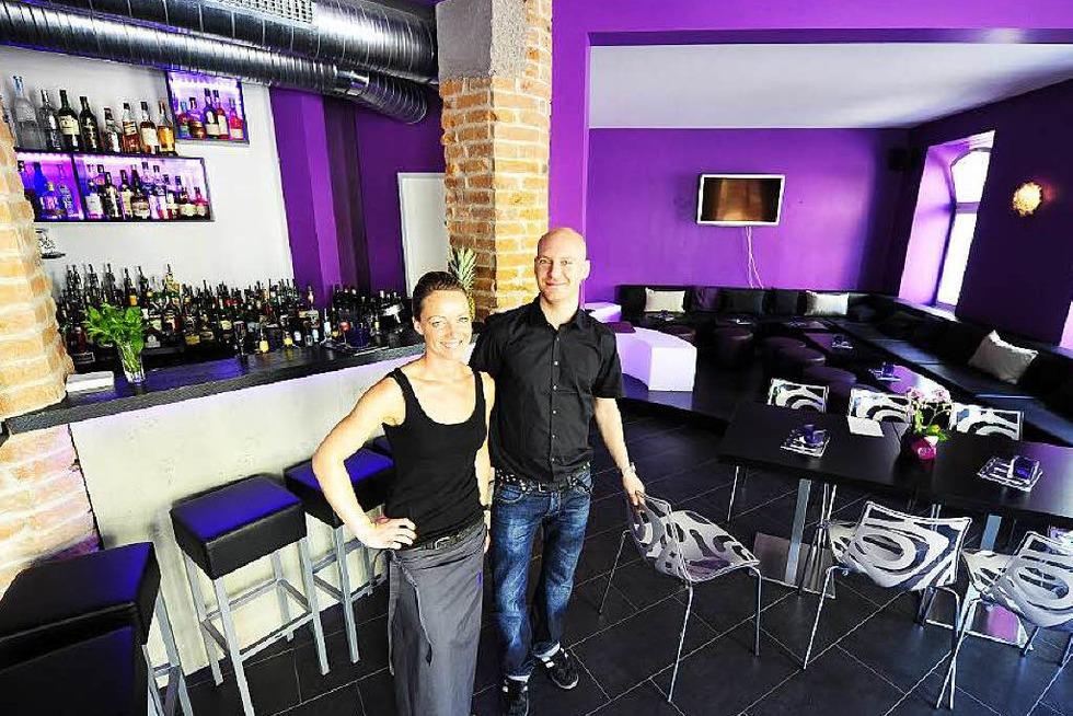 Lila Bar (geschlossen) - Freiburg