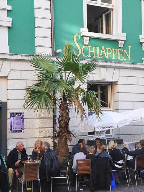 Schlappen - Freiburg