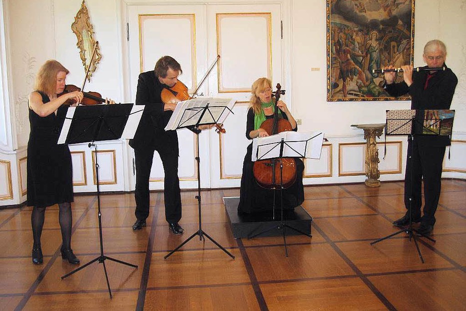 Barocksaal Elztalmuseum - Waldkirch