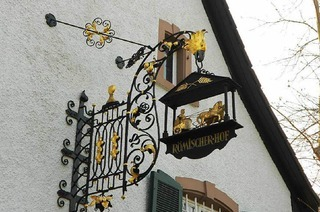 Gasthaus Römischer Hof Blansingen