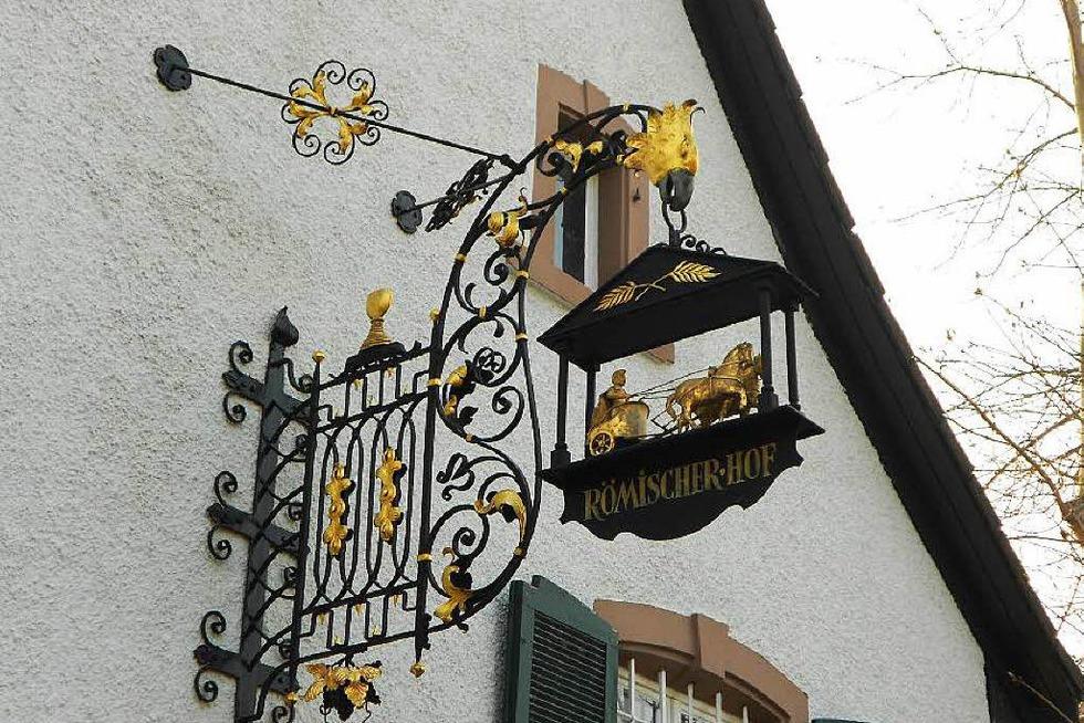 Gasthaus Römischer Hof Blansingen - Efringen-Kirchen