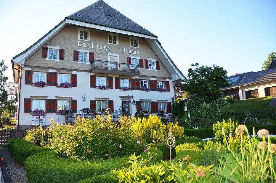 Gasthaus Blume (Kappel) - Lenzkirch