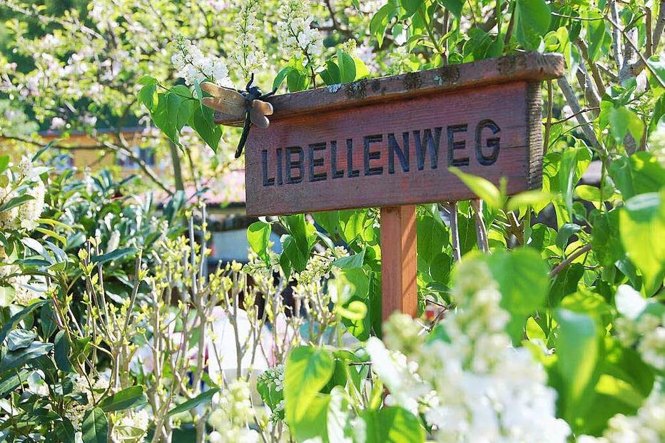 Gartenanlage Lerchengrund - Lörrach
