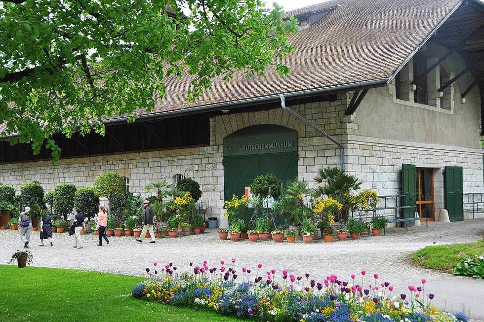 Merian Gärten (Brüglingen) - Basel