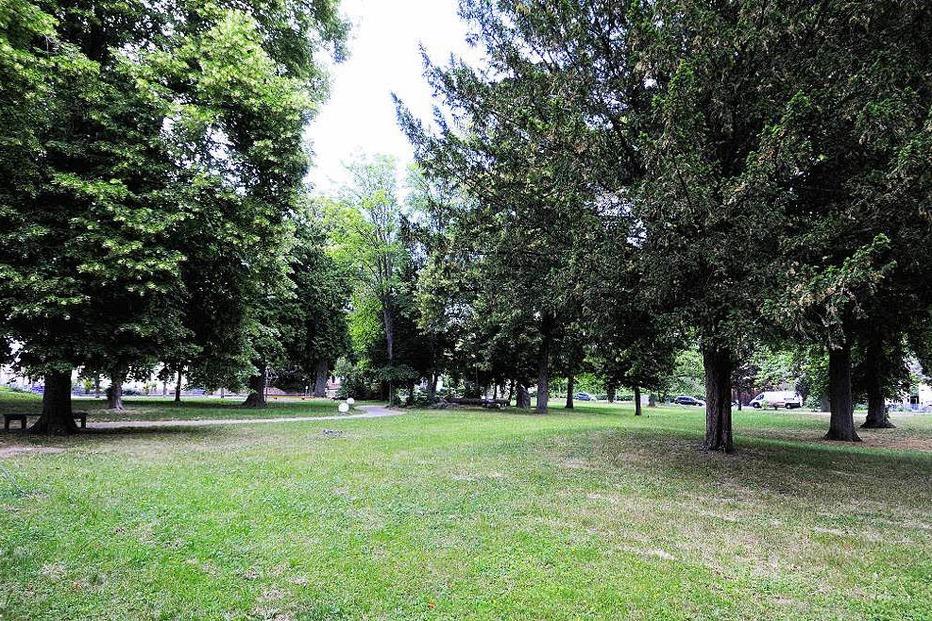 Stadtgarten - Herbolzheim