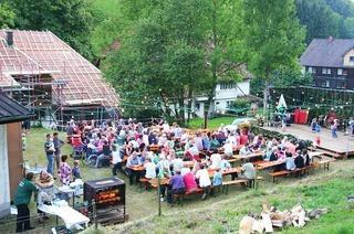Vereinsheim Musikverein Rohmatt