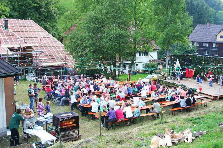 Vereinsheim Musikverein Rohmatt - Häg-Ehrsberg