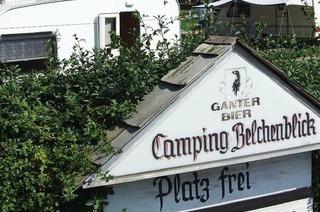 Campingplatz Belchenblick