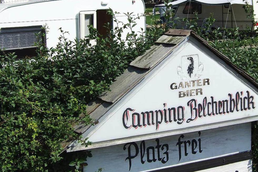Campingplatz Belchenblick - Staufen