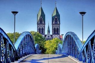 Blaue Brücke (Wiwili-Brücke)