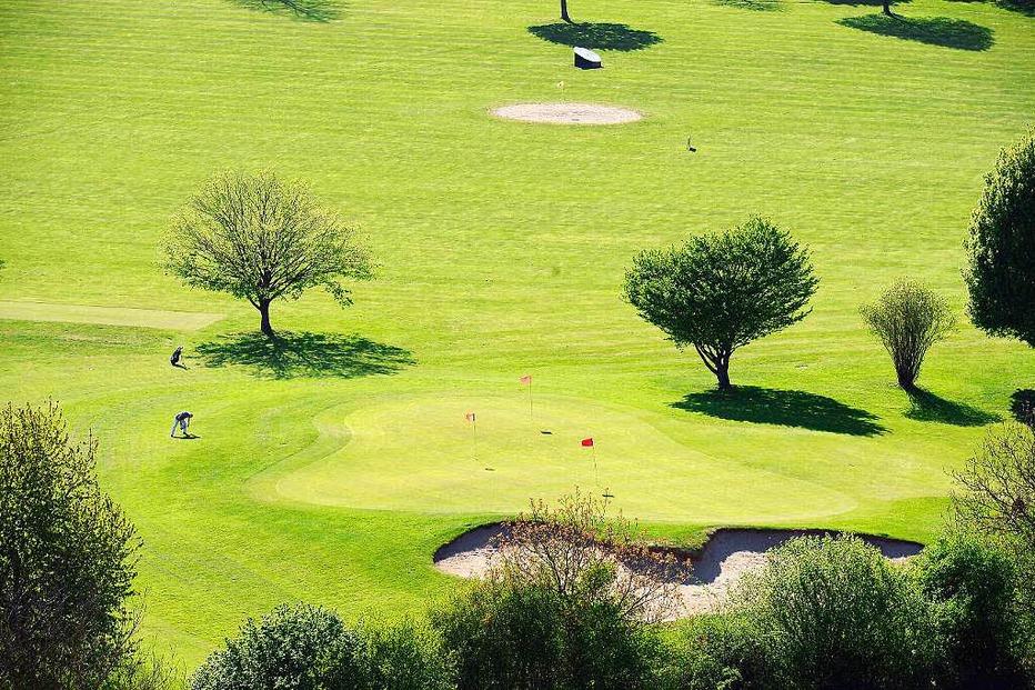 Golfclub Tuniberg (Munzingen) - Freiburg