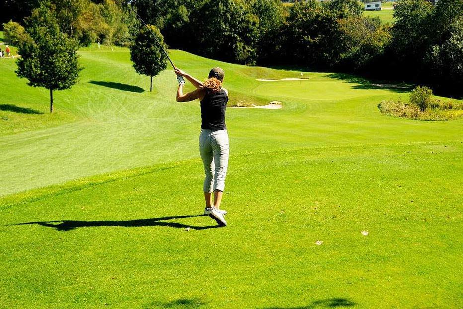 Golfanlage - Rickenbach