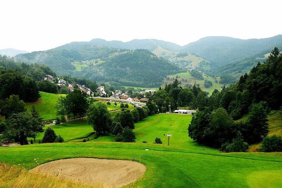 Golfplatz - Schönau