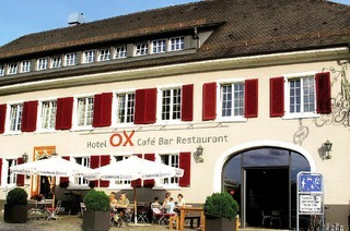 Ox - Hotel Cafe Bar Restaurant