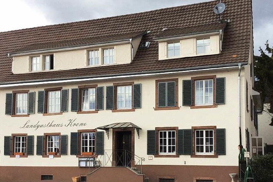 Landgasthof Krone Haagen - L�rrach