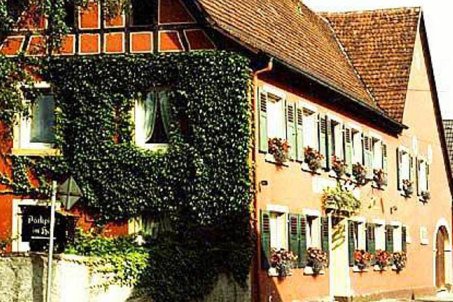 Gasthaus Krone (Zunzingen) - Müllheim