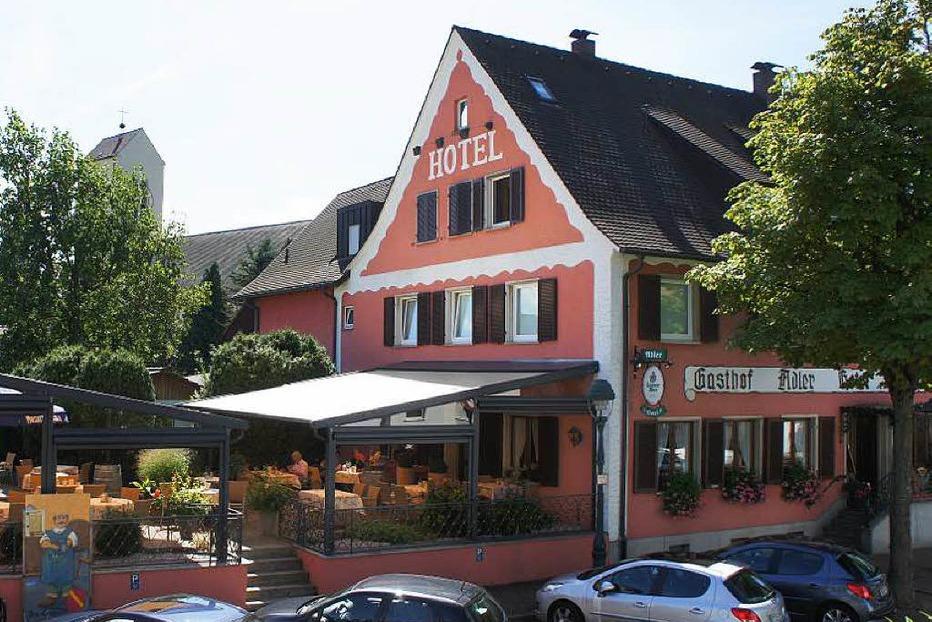 Gasthof Adler - Neuenburg am Rhein