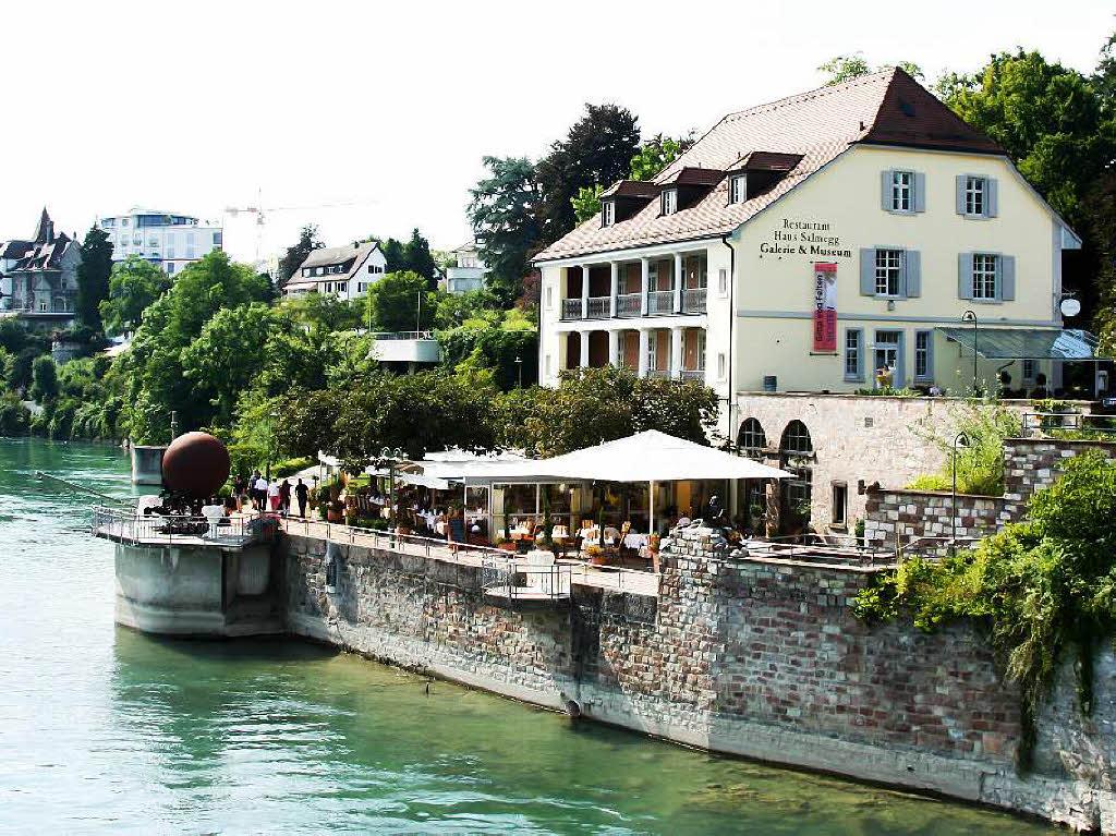 Restaurant i fratelli rheinfelden badische zeitung ticket for Freibad rheinfelden baden