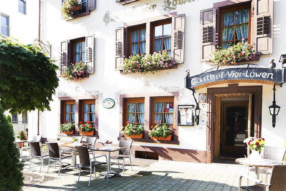 Hotel-Gasthof Vier Löwen - Schönau