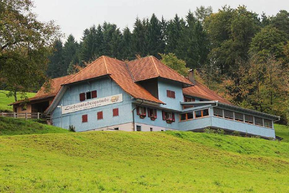 Lieberatsberg-Stuben (D�rlinbach) - Schuttertal